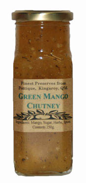 Green Mango Chutney 250gm