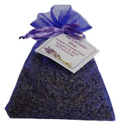 Dried Lavender in Voile Bag 20gm