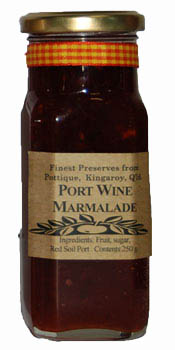 Port Wine Marmalade 250gm